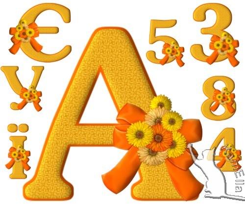 Український осінній алфавіт