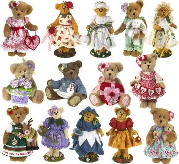Іграшкові ведмедики png