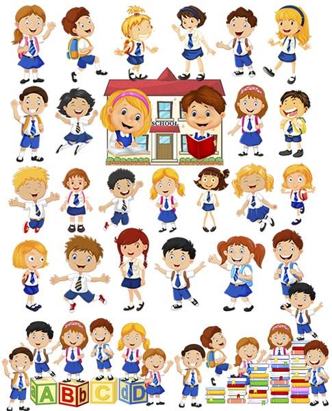 Учні в школі