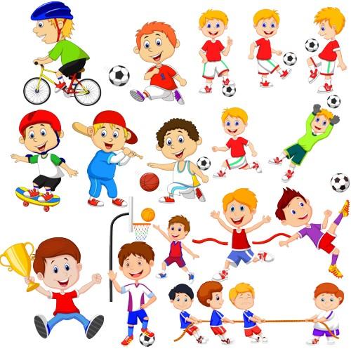 Діти і спорт png
